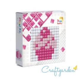 Pixel - XL - doosje  - cupcake