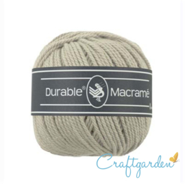 Durable - macramé - linnen - 2212