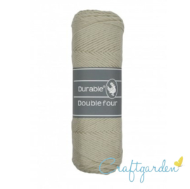 Durable - Double Four - katoen - 100 gram - Linen - 2212