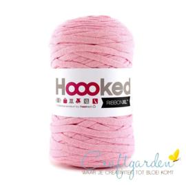 Hoooked-RIBBONXL-250 gram -sweet pink