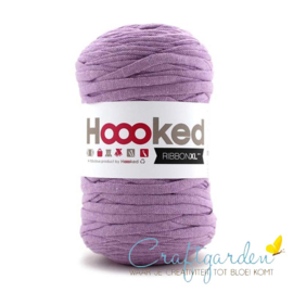 Hoooked-RIBBONXL-250 gram -lila dusk