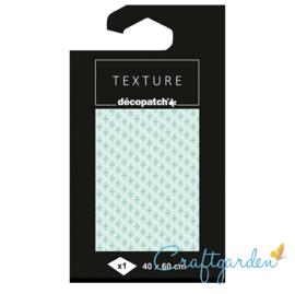 Decopatch - papier - textuur - wiebertje - ruit - 786