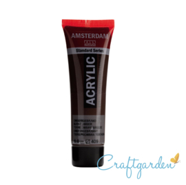 Amsterdam - All Acrylics - 20 ml - Omber gebrand - 409