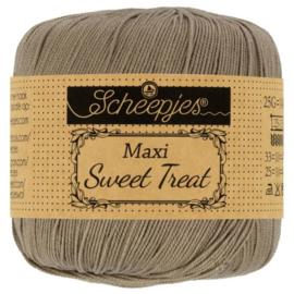 Scheepjes - maxi sweet treat - katoen - 25 gram -  moon rock -254