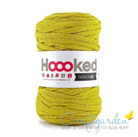 Hoooked-RIBBONXL-250 gram -spicy ocre