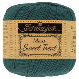 Scheepjes - maxi sweet treat - katoen - 25 gram -  spruce -244