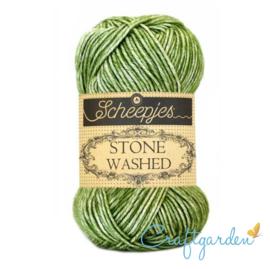Scheepjes - Stone washed - garen -  Canada Jade - 806