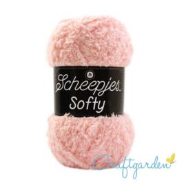 Scheepjes - Softy - licht roze  - 496