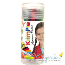 Krimpie-dinkie-permanent-marker-set-12 kleuren