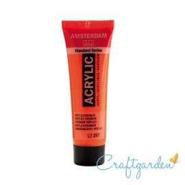 Amsterdam - All Acrylics - 20 ml - Reflex oranje - 257