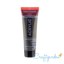 Amsterdam - All Acrylics - 20 ml - Omber naturel - 408