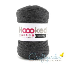 Hoooked-RIBBONXL-250 gram -anthracite