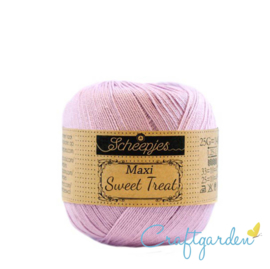 Scheepjes - maxi sweet treat - katoen - 25 gram -  Light Orchid - 226