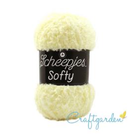 Scheepjes - Softy - licht geel - 499