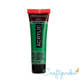 Amsterdam - All Acrylics - 20 ml - Permanent groen licht - 618