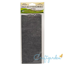 Americana - Transfer papier - zwart - 90 x 45 cm