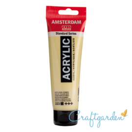 Amsterdam - All Acrylics - 120 ml - napels geel - donker - 223