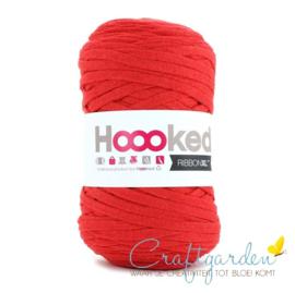 Hoooked-RIBBONXL-250 gram - lipstick red