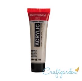 Amsterdam - All Acrylics - 20 ml - Warm grijs - 718