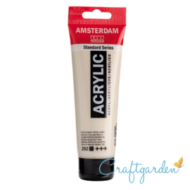 Amsterdam - All Acrylics - 120 ml - napels geel - rood - licht - 292