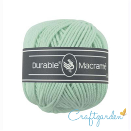 Durable - macramé - mint - 2137