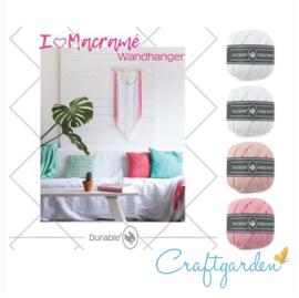 Durable - macramé - wandhanger - DIY - Pakket