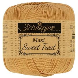 Scheepjes - maxi sweet treat - katoen - 25 gram -  topaz - 179