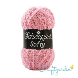 Scheepjes - Softy - roze  - 483
