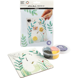 Mini Creative Kit, , boetseren - 3D afbeelding, 1set