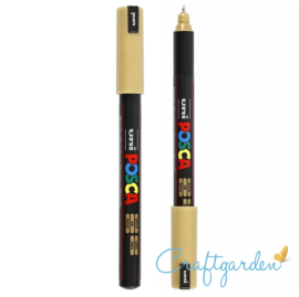 Posca - pc-1mr - goud - 0.7 mm