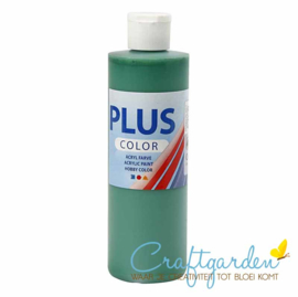 Plus color - acryl - Verf - 250 ml - Brilliant Green