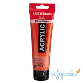 Amsterdam - All Acrylics - 120 ml - naftolrood - licht - 398