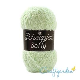 Scheepjes - Softy - licht groen  - 492