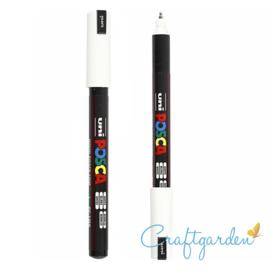Posca - pc-1mr - white - 0.7 mm