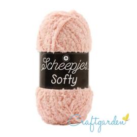 Scheepjes - Softy - zalm  - 486