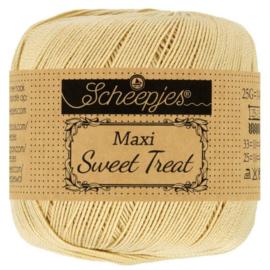 Scheepjes - maxi sweet treat - katoen - 25 gram -  englisch tea -404