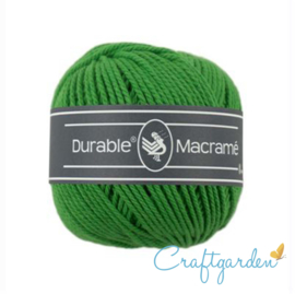 Durable - macramé - helder groen - 2147