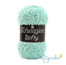 Scheepjes - Softy - aquamarine  - 491
