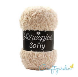 Scheepjes - Softy - beige - 479