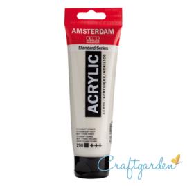 Amsterdam - All Acrylics - 120 ml - titaanbuff - donker - 290