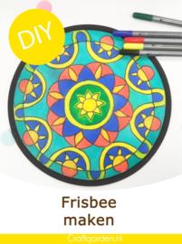 DIY-frisbee