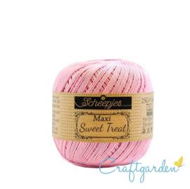 Scheepjes - maxi sweet treat - katoen - 25 gram -  Tulip - 222