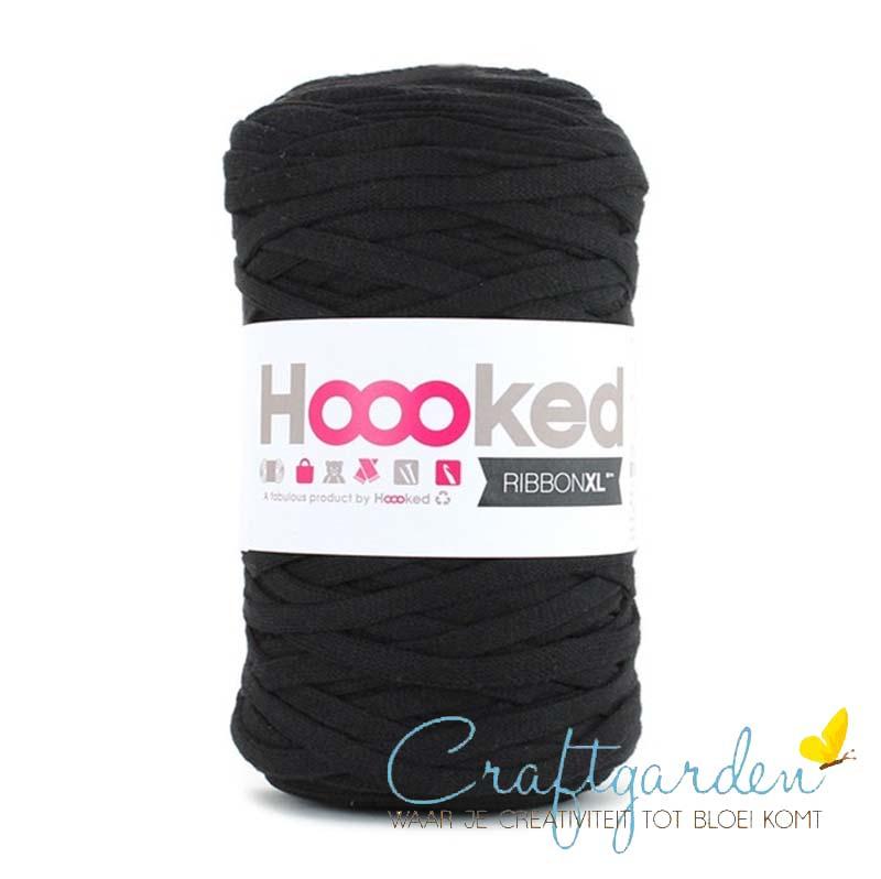 Hoooked-RIBBONXL-250 gram -black night