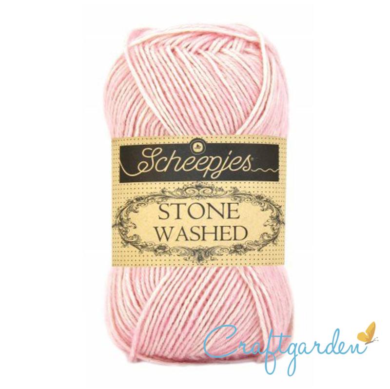 Scheepjes - Stone washed - garen - Rose Quartz - 820