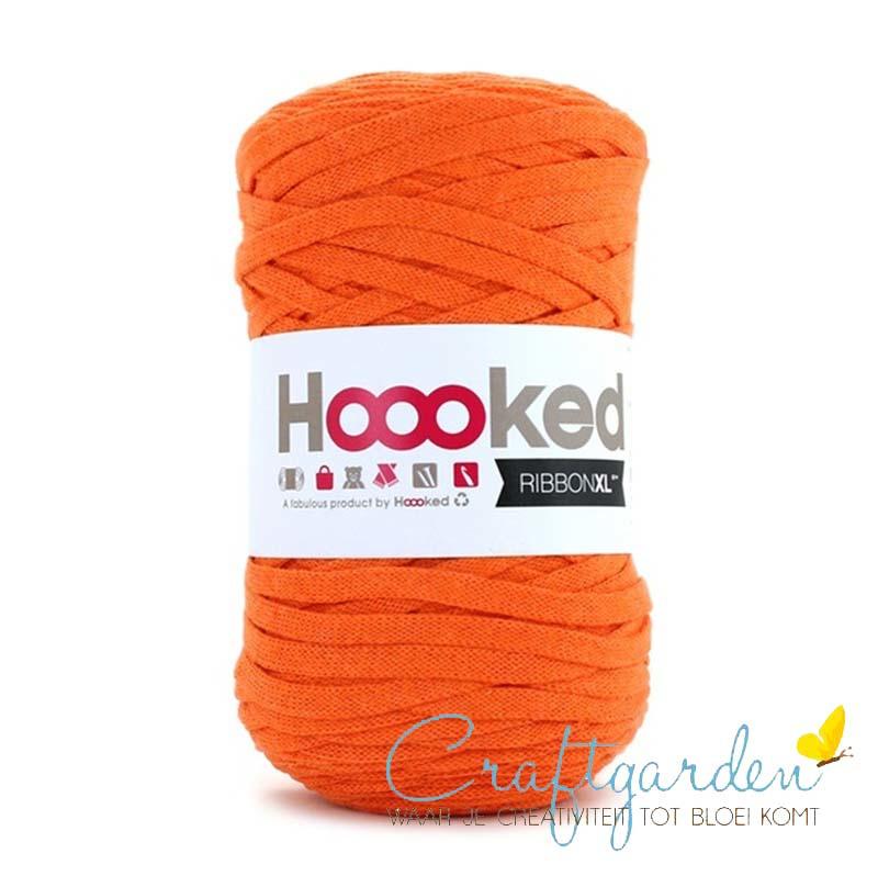Hoooked-RIBBONXL-250 gram - dutch orange