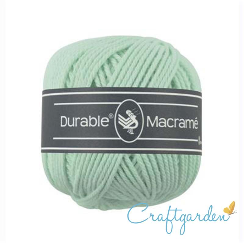 Durable - macramé - mint - 2137