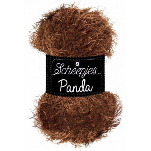 Scheepjes - Panda haakgaren - Bruin