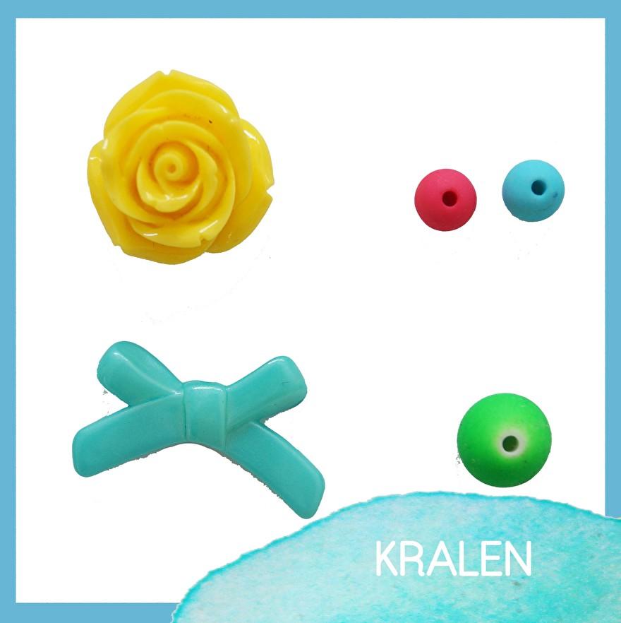 kralen - glaskralen - parels - houten kralen