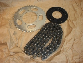New Chain / Sprocket