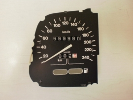 BMW  KM teller/counter